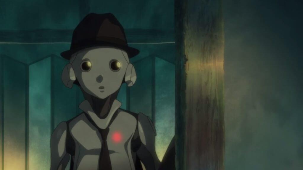 Hal, Robot