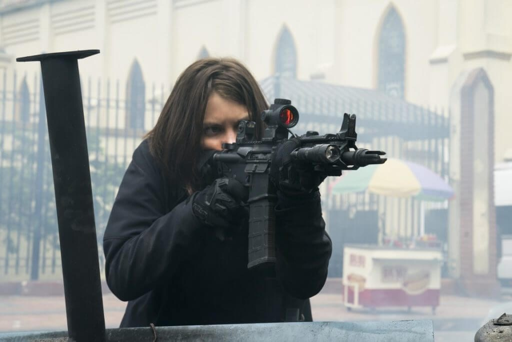 Mile 22, Lauren Cohan