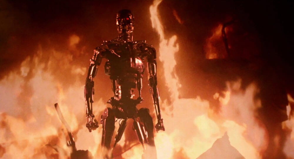 The Terminator, T-800