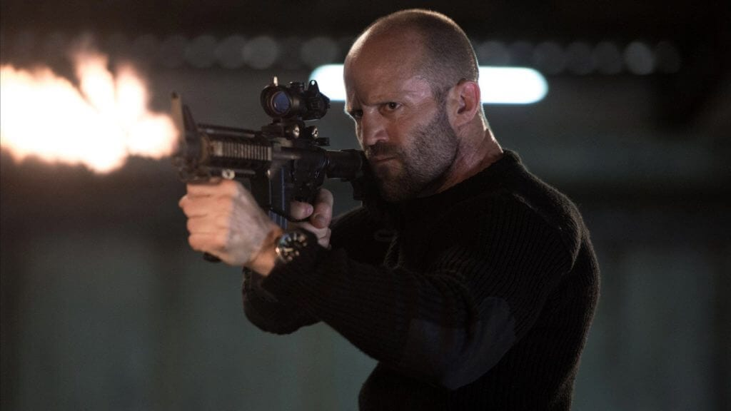 Mechanic: Resurrection, Jason Statham