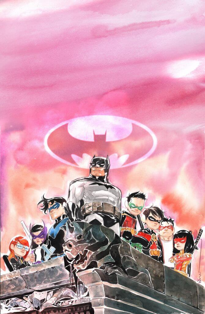 Batman, Li'l Gotham, Comic Books, kid-friendly