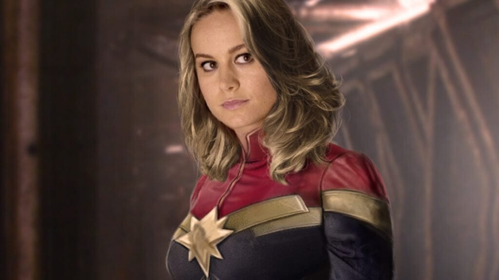 Brie Larson, Captain Marvel, Rotten Tomatoes