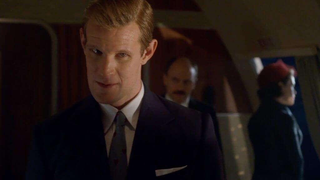Matt Smith, Doctor Who, The Crown, Star Wars: Episode IX