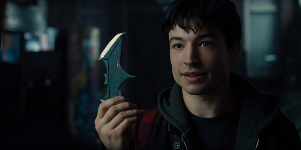 Ezra Miller, Flash solo film, Barry Allen