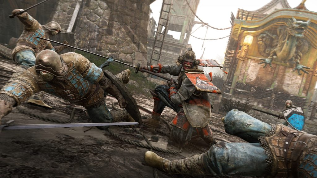 For Honor, Games With Gold August