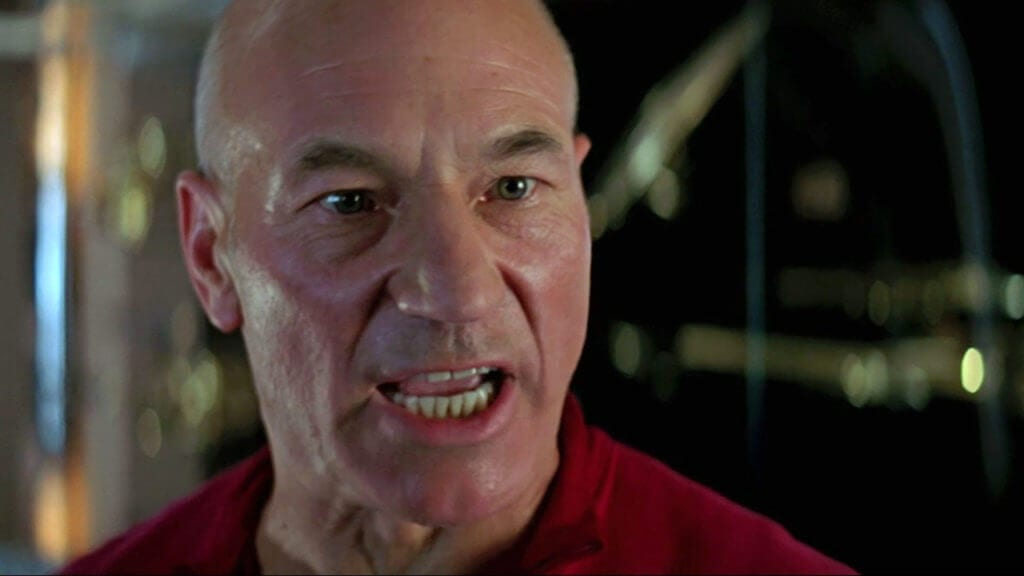 Picard, Star Trek, Patrick Stewart, Star Trek: First Contact