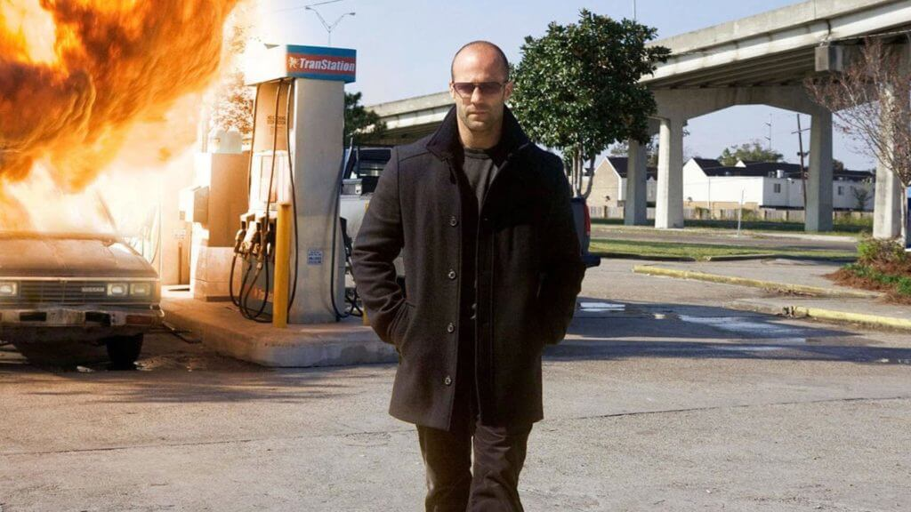 The Mechanic, Jason Statham