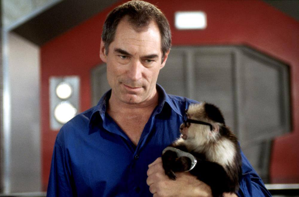 Looney Tunes: Back in Action, Timothy Dalton