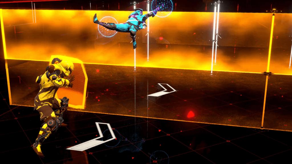 Laser League, PlayStation Plus