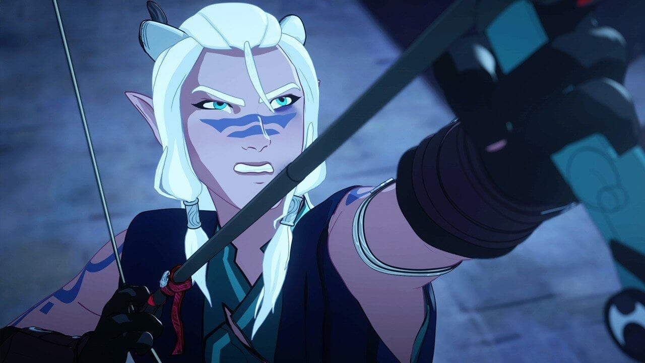 The Dragon Prince 2018 x Reader Wattpad Lemon