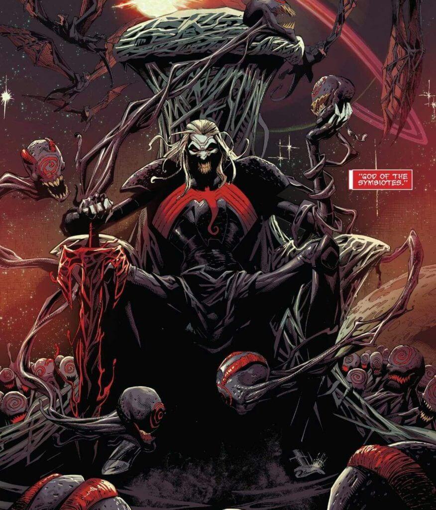 Venom, Symbiote, Knull