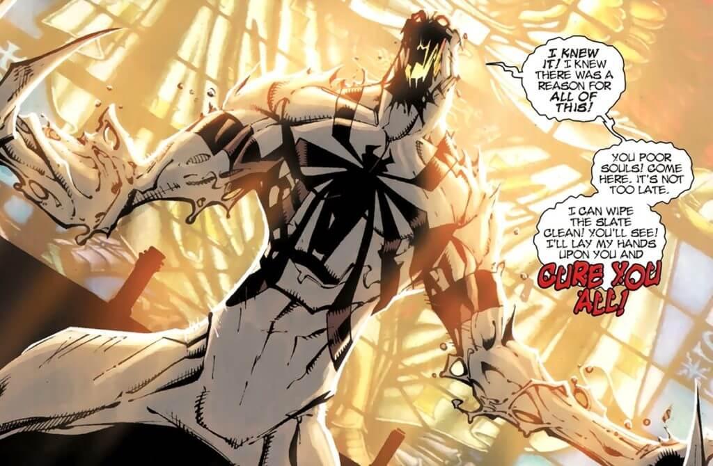 Venom, Anti-Venom, Symbiote