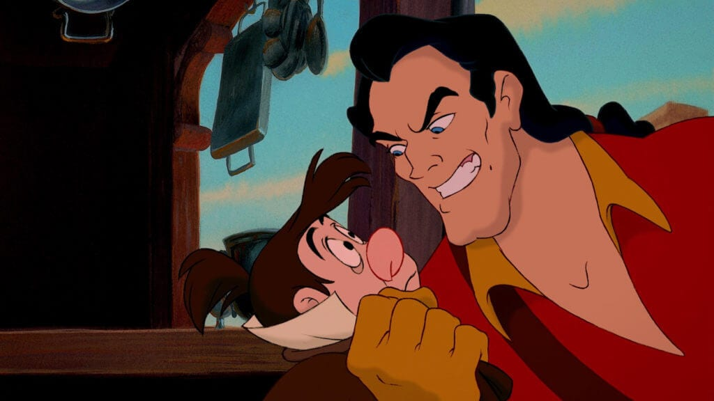 Gaston, Disney villains