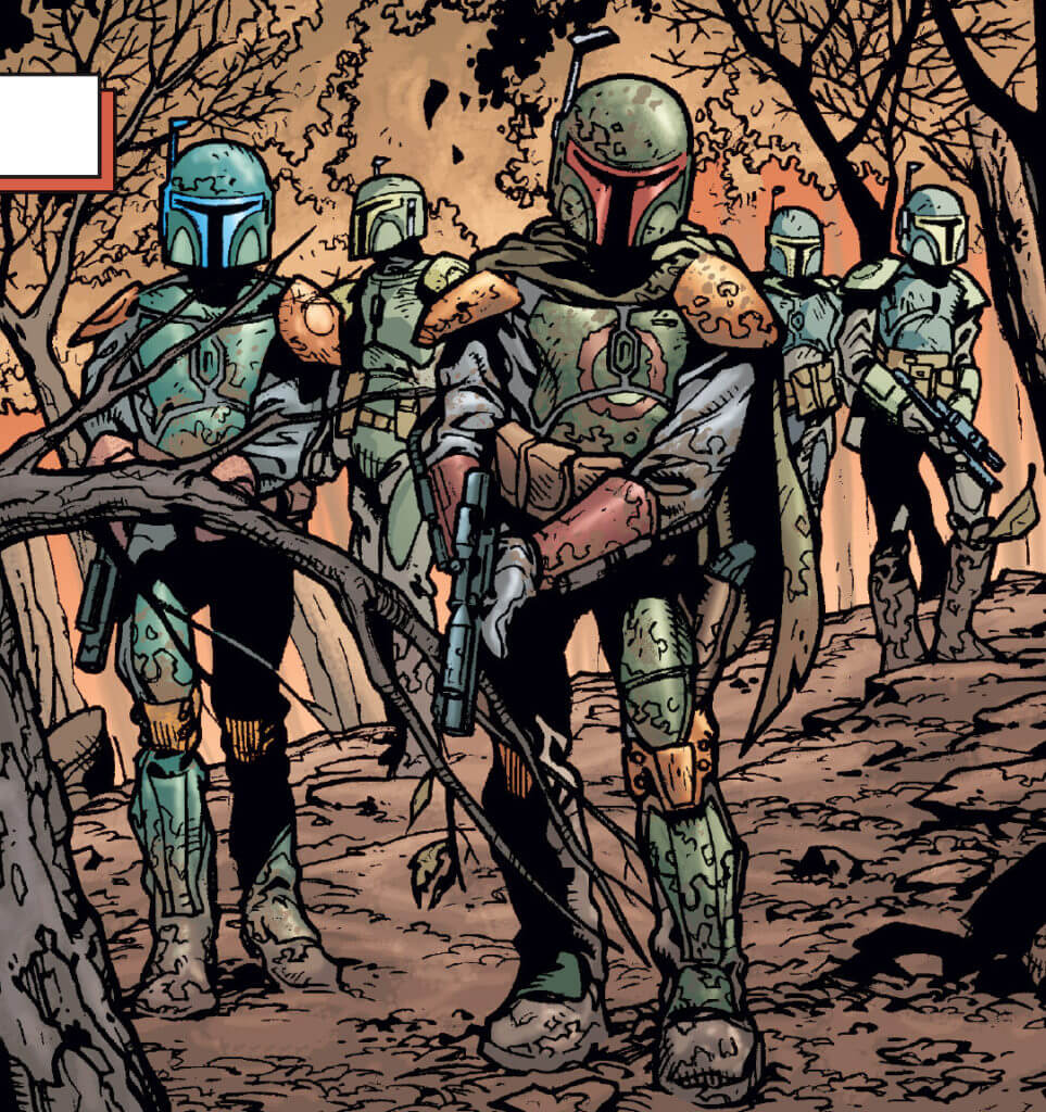 The Mandalorians