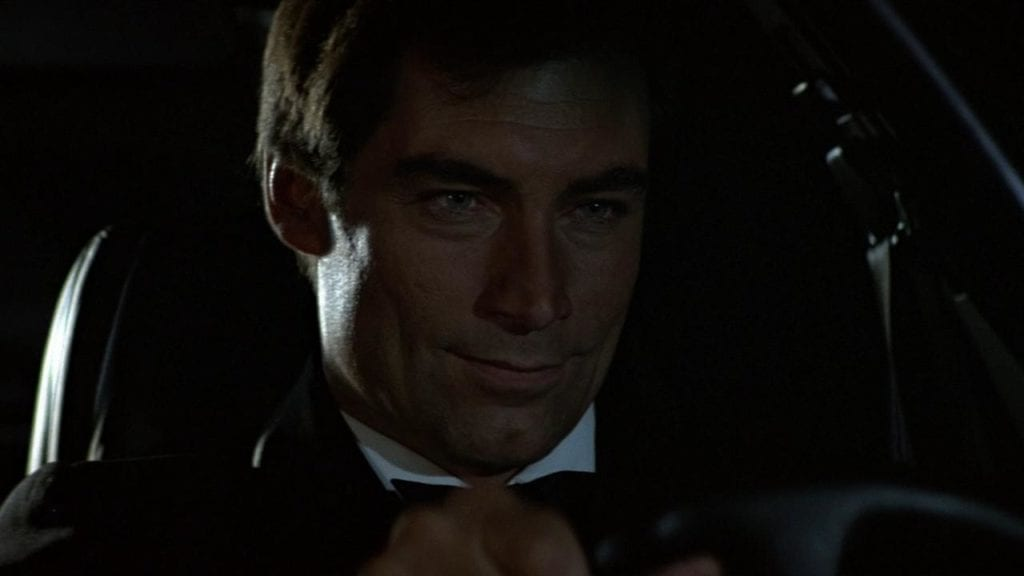 Timothy Dalton, James Bond