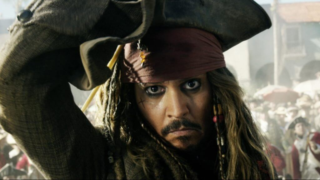Jack Sparrow, Pirates of the Caribbean reboot