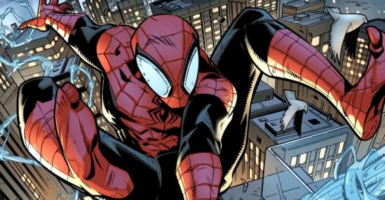 a25b6a37 Spider-Man's new suit, Spider-Man: Far From Home, Superior Spider