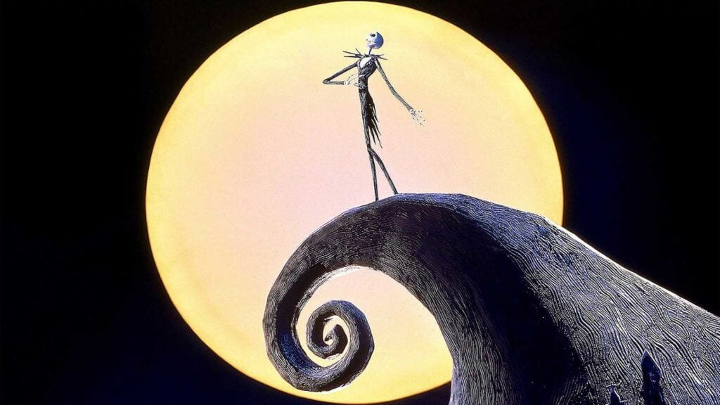 The Nightmare Before Christmas, horror movies