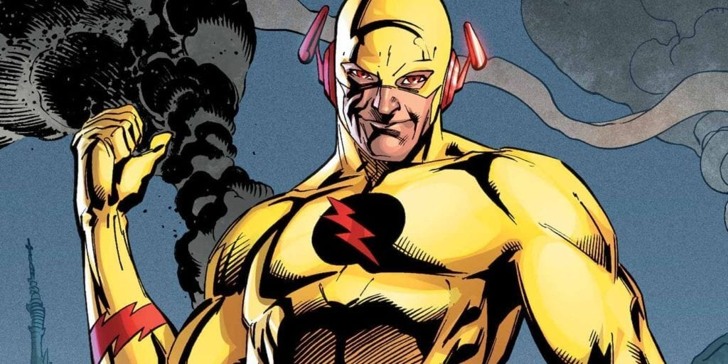 Flash villains, Reverse Flash