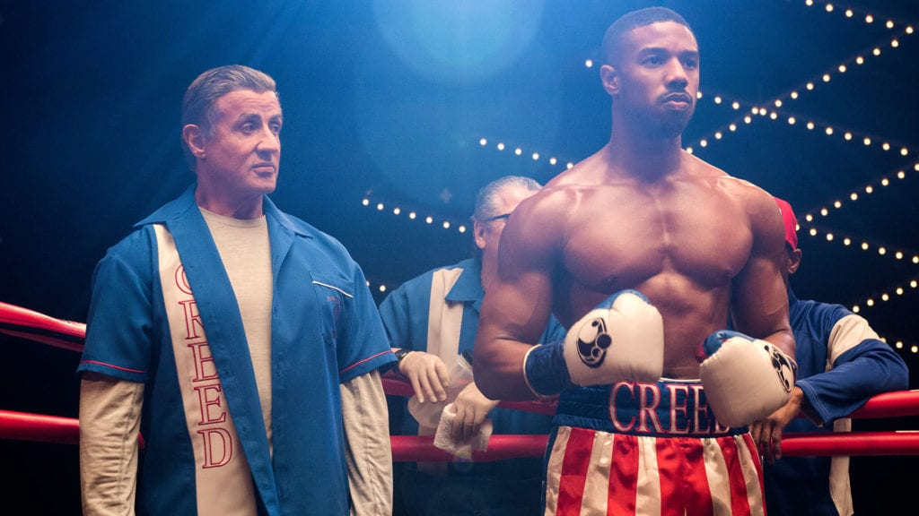 Creed II, MGM