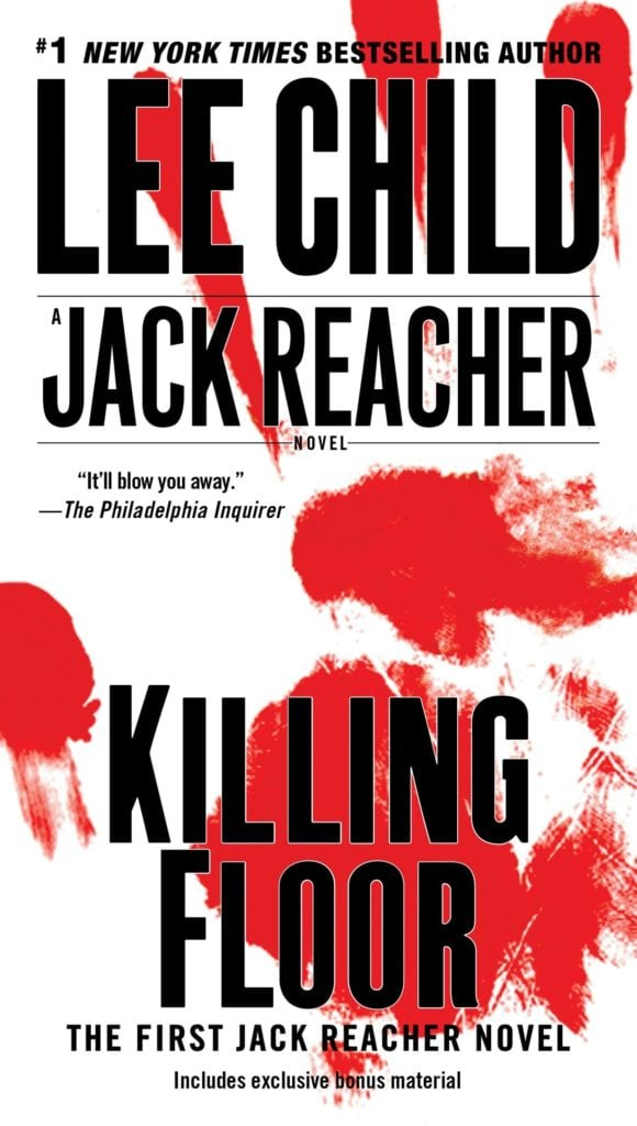 Jack Reacher, Killing Floor
