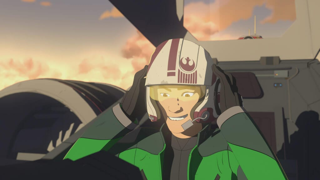 Star Wars Resistance, Signal From Sector Six