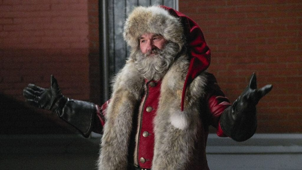 The Christmas Chronicles, Kurt Russell