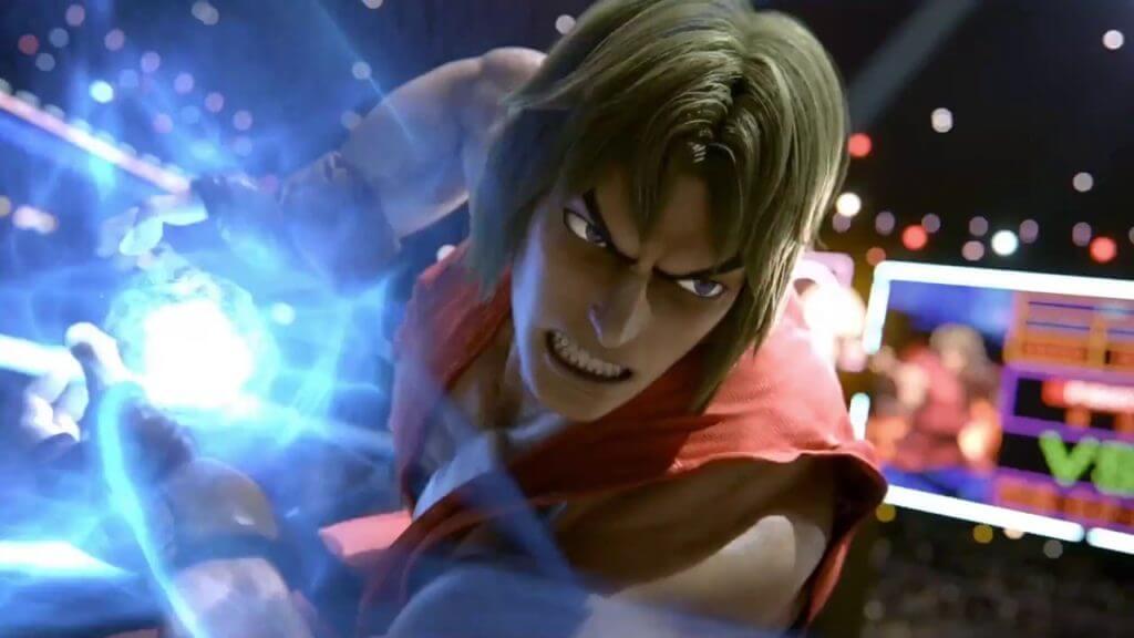 Ken, Super Smash Bros