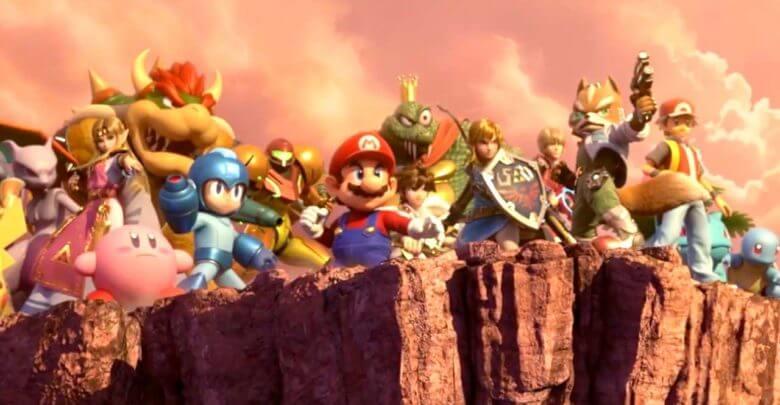 Nintendo Direct - November 2018 Super Smash Bros  Ultimate - Geeks +