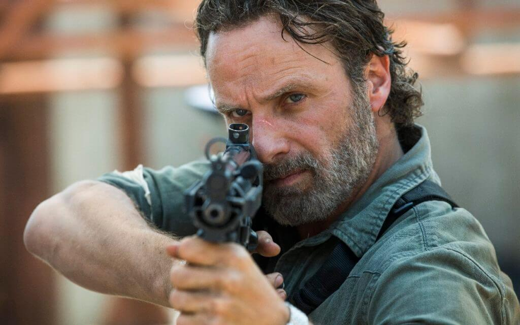 Andrew Lincoln, The Walking Dead