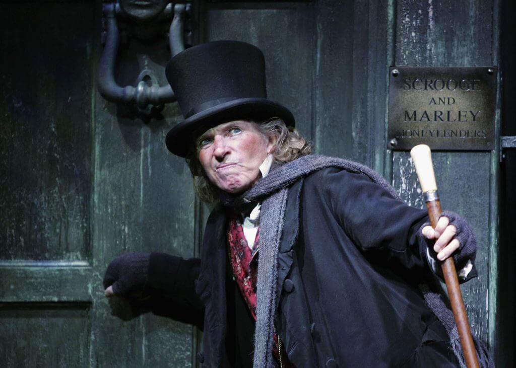 Scrooge, Ebenezer Scrooge, Albert Finney