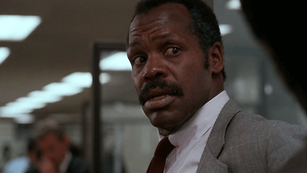 Lethal Weapon, Murtaugh