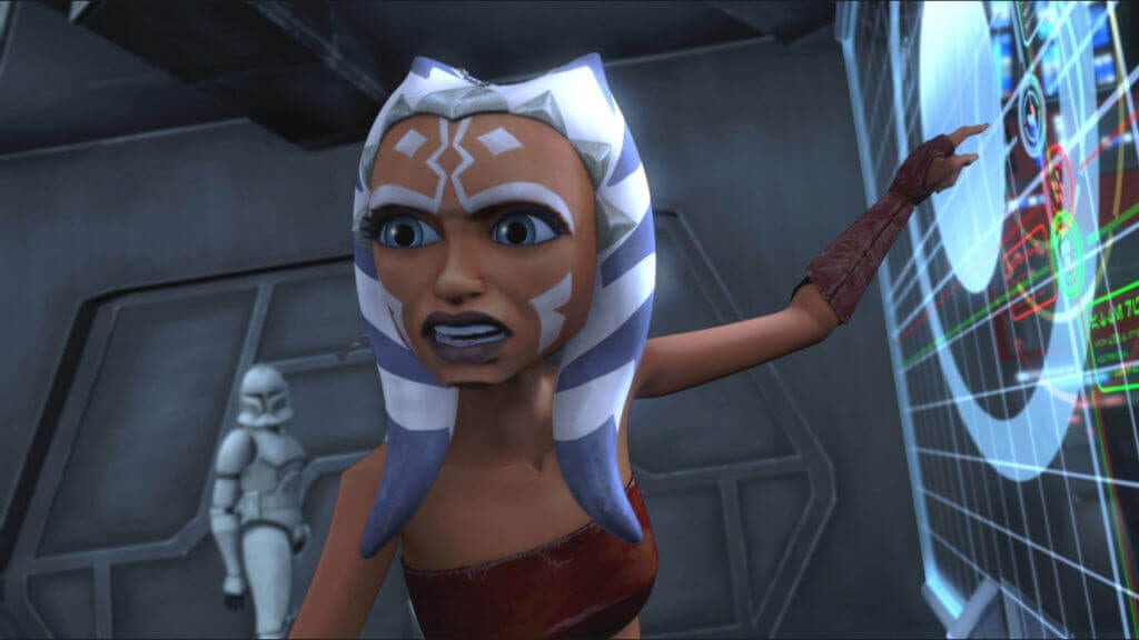 The Clone Wars, Ahsoka