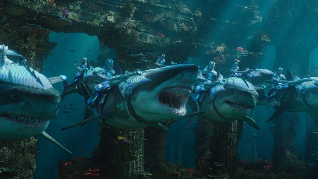 Aquaman, China