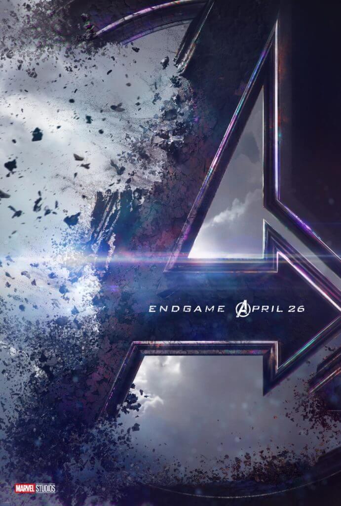 Avengers: Endgame trailer, Avengers: Endgame poster