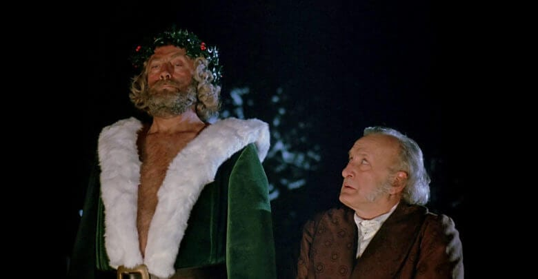 George C Scott A Christmas Carol.You Should Be Watching All The Scrooges A Christmas Carols