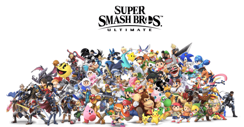 REVIEW: Super Smash Bros  Ultimate - Geeks + Gamers