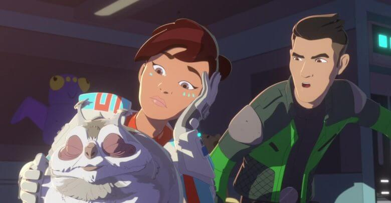"""REVIEW: Star Wars Resistance - Season 1, Episode 10 """"Secrets and"""