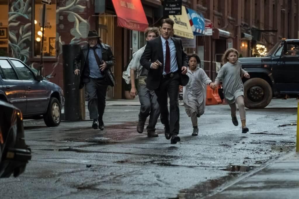 Gotham, Trespassers