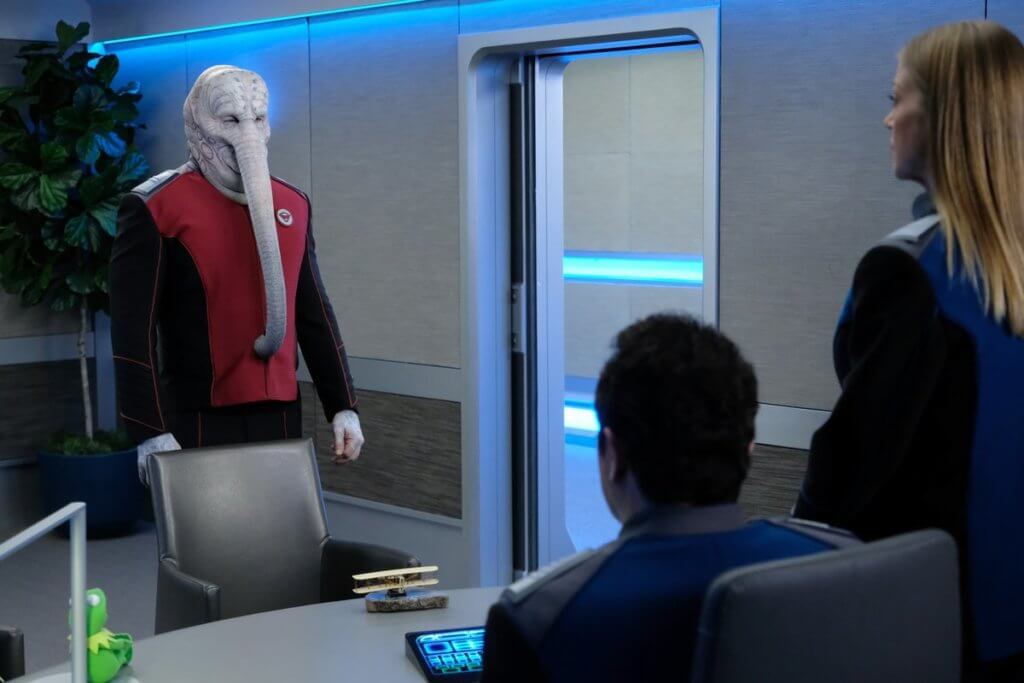 The Orville, Home, Alara
