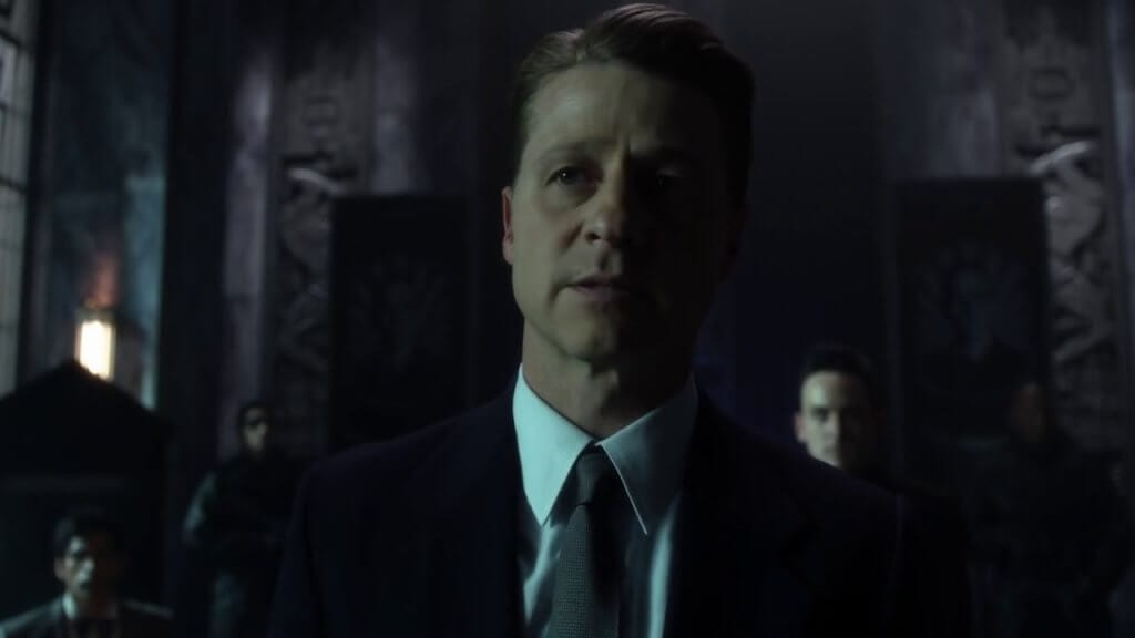Gotham, Ruin