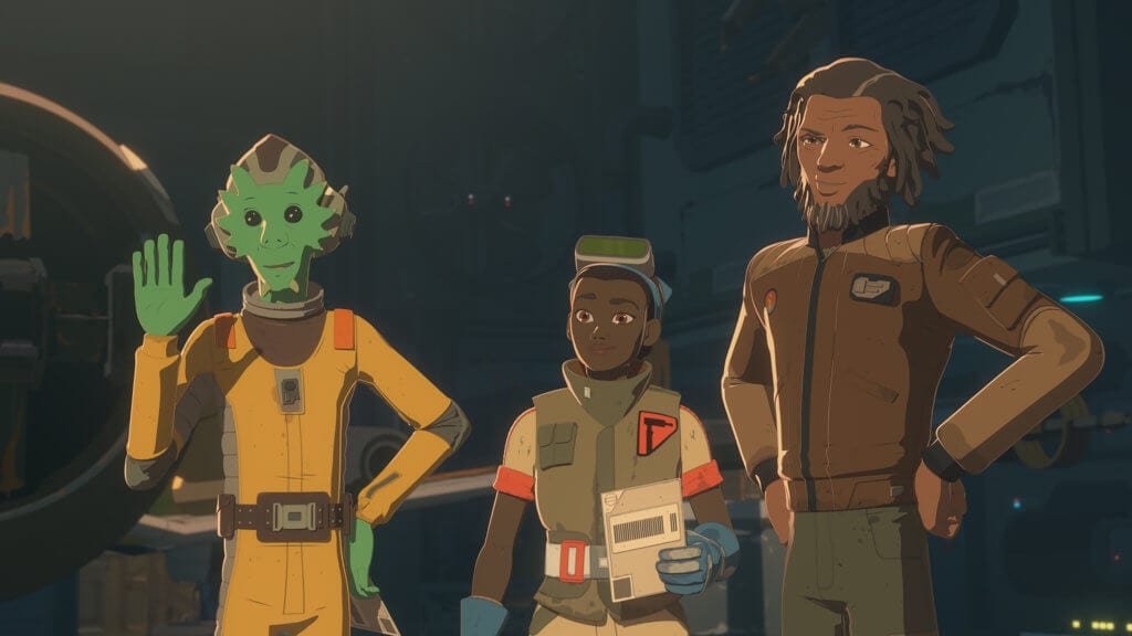 Star Wars Resistance, Bibo, Dangerous Business