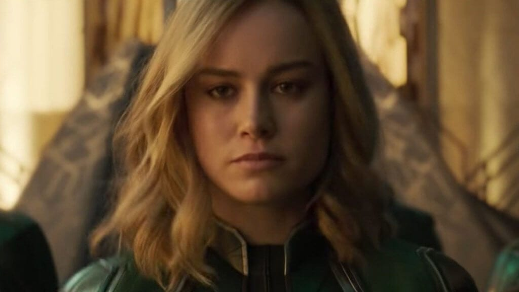 Captain Marvel, Rotten Tomatoes
