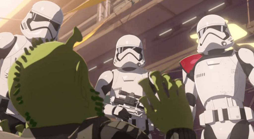 Star Wars Resistance, The Disappeared