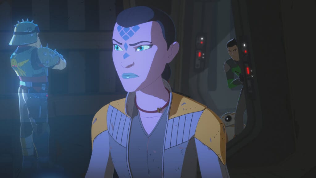 Star Wars Resistance, The First Order Occupation