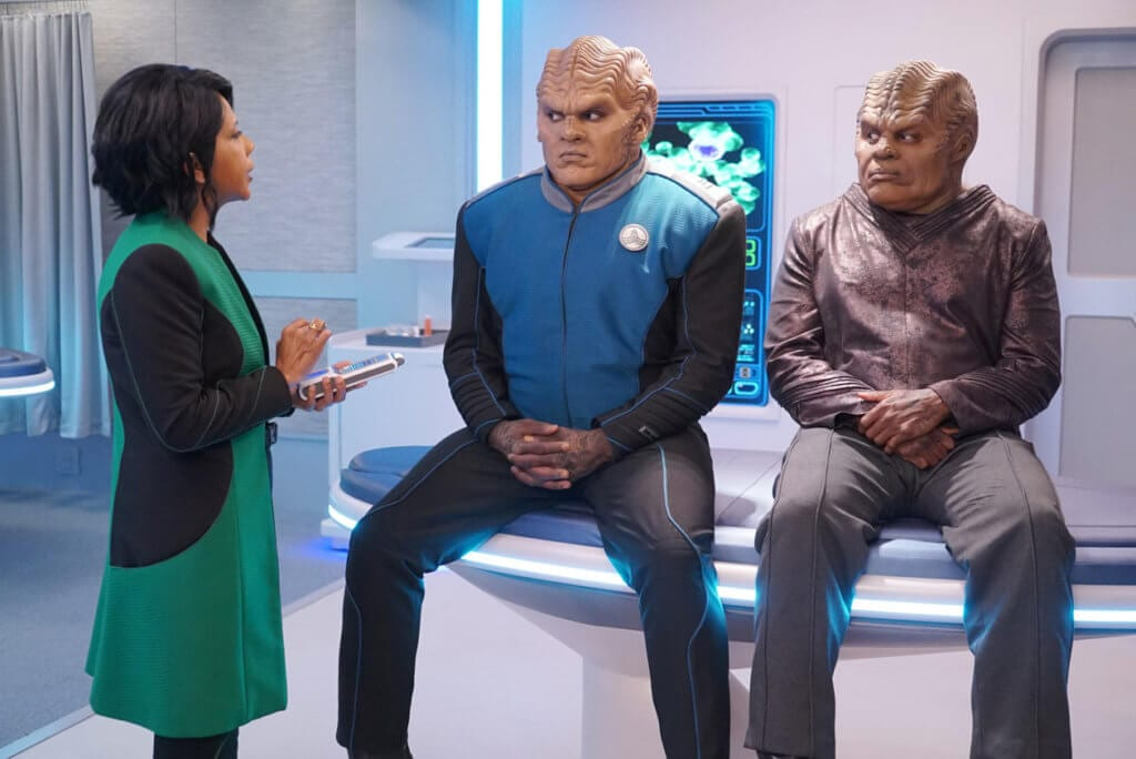 The Orville, Lasting Impressions