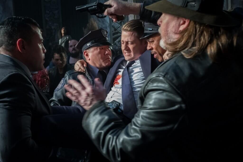 Gotham, The Trial of Jim Gordon