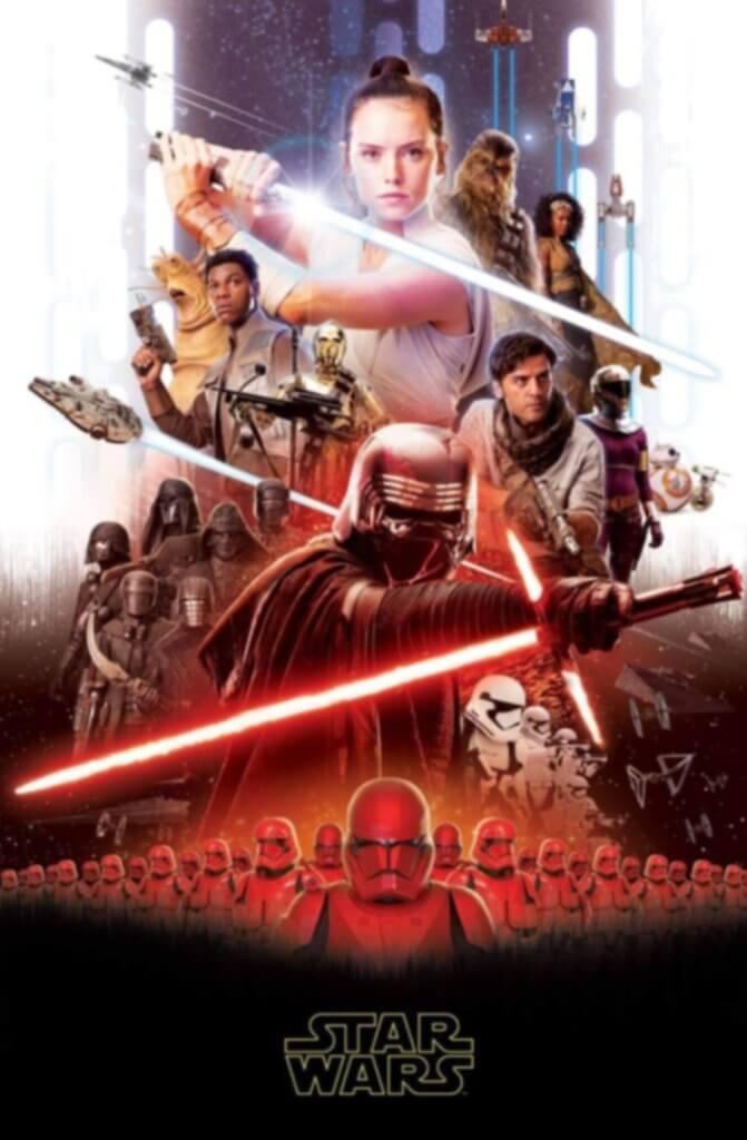 Episode IX poster