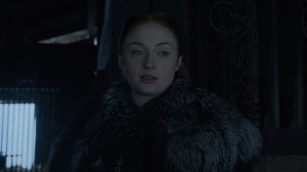 Game of Thrones, Winterfell, Sansa