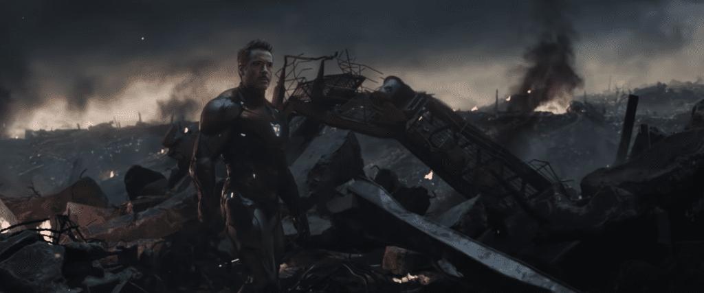 Avengers: Endgame, Iron Man, Tony Stark